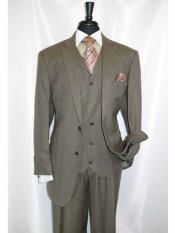 100% Wool Notch Lapel