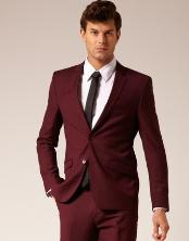 buttons Style Suit Wedding