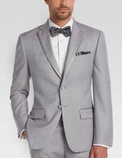 Light Silver Gray Slim