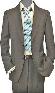Taupe Color Suit