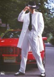 White Tuxedo  Zoot