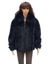 Fur Blue Mink Front