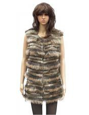 Handmade Genuine Mink Fur
