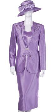 Dress Combo Lavender