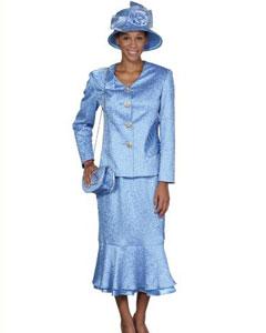 Four buttons Dress Combo