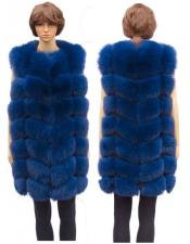 Fur Navy Genuine Mink