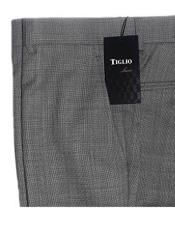 Wool Slim Fit Gray