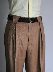 Leg Rust Pants