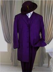 Long length Dark Purple
