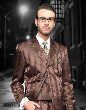 Chocolate brown Fashion Shadow