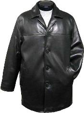 Traditional 4-Button Carcoat Dark