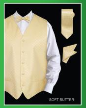 4 Piece Vest Combo