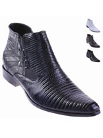 Lizard skin Dress Boot