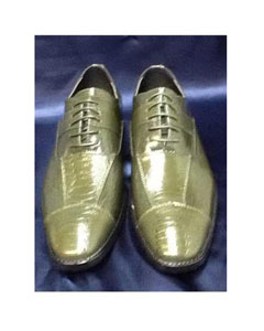 Olive Green Dres Shoes