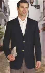 fabric And Silk Sportcoat