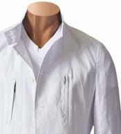 clothing line Linen White