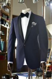 Black Vested Lapel Two