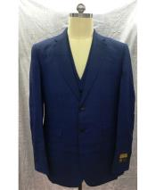Breasted Linen Vest 2