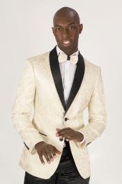 Two Button Ivory Color Jacket