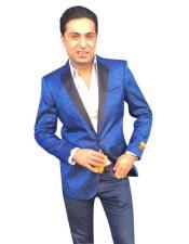 Blue Jackets Blazer Cheap