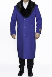 And Tall Trench Coat