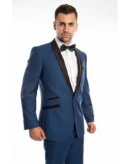 Piece Prom Suit Slim