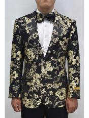 Sport Coat Matching Bowti