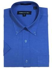 Sleeve Button Down Cotton