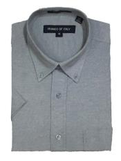 Down Shirts Cotton Blend