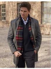 Mens Dress Topcoat -