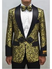Smoking Jacket Blazer Sport