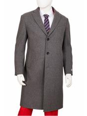 Regular Fit mens Overcoat