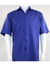 Bassiri Button Down Blue