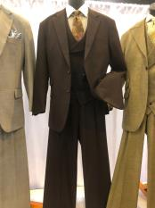Pocket Light Brown mens