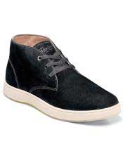 ID#SP25821 Mens Black Suede ~ Nubuck Lace Up Cheap Priced Exotic Skin Shoes For Sale For Men
