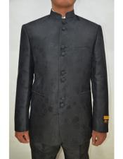 Nehru Suit Jacket Velvet