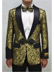 Smoking Cocktail Dinner Jacket