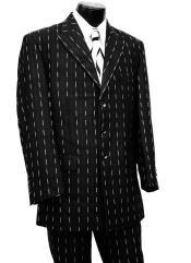 Pinstripes 2pc Zoot Suit