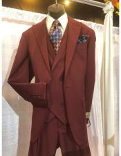 Wool Suit 1 button