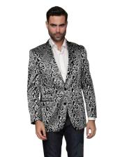 Nardoni Mens Paisley Affordable