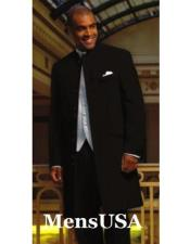 Collarless Blazer Groom Wedding
