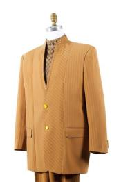 Collarless Blazer Marriage Groom