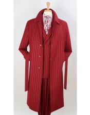Length Pinstripe Stripe Long