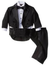Children Kids Tailcoat Tuxedo