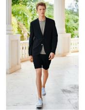 Summer Business Suit For
