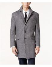 Wool Car Coat ~