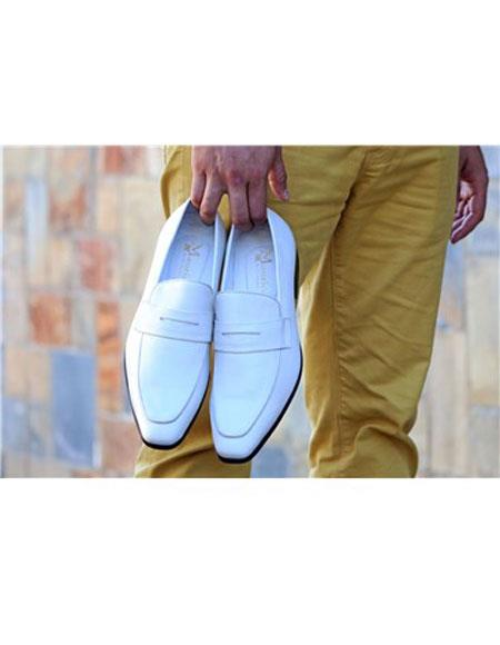 Mens Slip On Carrucci