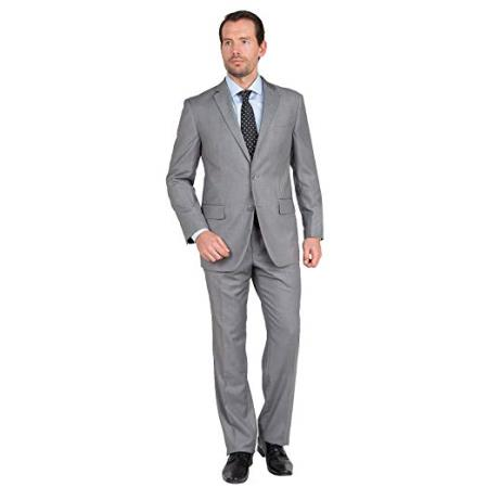 Lapel Two Button Mens