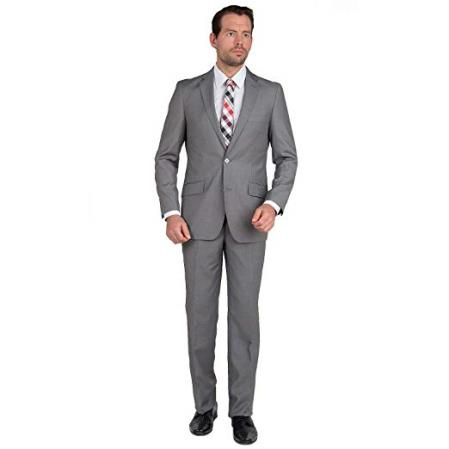 Fit Mens  Gray