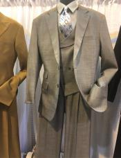 Mens Notch Lapel Den